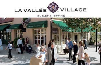 Outlet paris outlet - Marne la vallee magasin ...