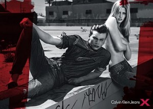 2 Lara by Mert & Marcus for Calvin Klein Jeans